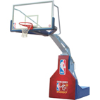 Torres de Basketball Flexible TXJ -2B back stop NBA