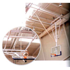 Sky Basketball DXJ-1B back stop