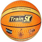 Bal�n de Basketball TRAIN