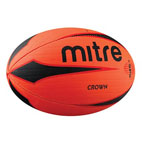 Balon Rugby MITRE CROWN Orange