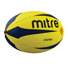 Balon Rugby MITRE CROWN Yellow